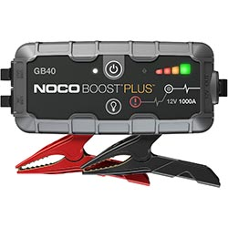 NOCO Boost Plus GB40, 12V 1000A Booster Batterie Voiture